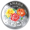 2019 Canada $3 Celebration of Love Fine Silver (No Tax)