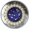 2019 Canada $5 Zodiac Series: Capricorn Fine Silver Coin (Tax Exempt)