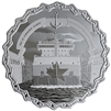 (Pre-Order) 2019 Canada $30 60 Years of Prominence - The St. Lawrence Seaway Silver (No Tax)