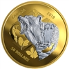 2019 Canada $50 My Inner Nature: Grizzly Bear Fine Silver (No Tax)