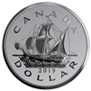 2019 Canada $1 Piedfort Heritage of the Royal Canadian Mint - The Matthew (No Tax)