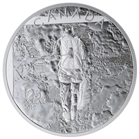 2019 Canada $125 75th Anniversary of the Normandy Campaign: Operation Tango (No Tax)
