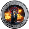 (Pre-Order) 2019 Canada 25-cent Transforming Optimus Prime