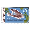 2019 Canada $20 100th Anniversary of the First Non-Stop Transatlantic Flight (No Tax)
