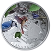 2019 Canada $30 Birds in the Backyard Fine Silver (No Tax)