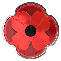 2019 Canada $10 Remembrance Day Fine Silver (No Tax)