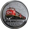 2019 25-cent 100th Anniversary of CN Rail