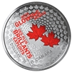 (Pre-Order) 2019 Canada $10 50th Anniversary of the Official Languages Act Fine Silver (No Tax)