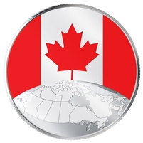 2019 Canada $5 This is Canada! Fine Silver (No Tax)