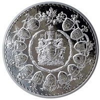 2019 $500 Brilliant Mastery in Canada Fine Silver Coin (No Tax)
