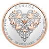 2020 Canada $20 Best Wishes on your Wedding Day Fine Silver (No Tax)