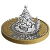 2020 Canada $50 Christmas Train Fine Silver Coin (No Tax)