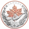 2020 The Canadian Maple Masters Collection Fine Silver 5-coin Set (TAX Exempt)