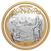2020 Canada $125 75th Anniversary of UNESCO Fine Silver (No Tax)