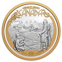 (Pre-Order) 2020 Canada $125 75th Anniversary of UNESCO Fine Silver (No Tax)