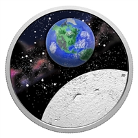 2020 Canada $20 Mother Earth - Our Home Fine Silver Coin