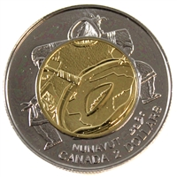 1999 Canada Nunavut Two Dollar Proof Like