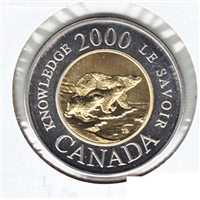2000 Canada Knowledge Two Dollar Specimen