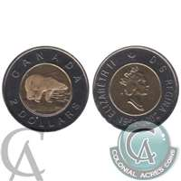 2002 Canada Two Dollar Proof Like