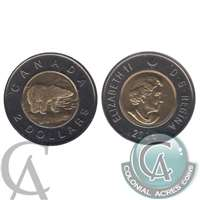2005 Canada Two Dollar Proof Like