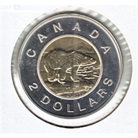 2006 Canada Double Date Two Dollar Specimen (1996-2006)