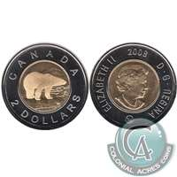 2008 Canada Two Dollar Proof Like