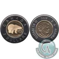 2009 Canada Two Dollar Proof Like