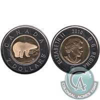 2010 Canada Two Dollar Proof Like