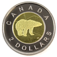 2012 Canada Two Dollar Proof (non-silver)