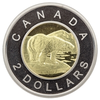 2014 Canada Two Dollar Proof (non-silver)