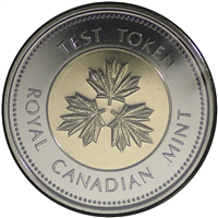 (2006) Test Token Canada $2 Proof Like