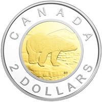 2018 Canada Two Dollar Proof (non-silver)