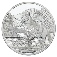 2006 Canada $20 National Parks - Jasper Fine Silver Coin (TAX Exempt)
