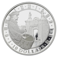 2006 Canada $10 National Historic Sites - Fortress of Louisbourg (No Tax)