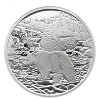 2006 Canada $20 National Parks - Nahanni NWT Fine Silver (No Tax)