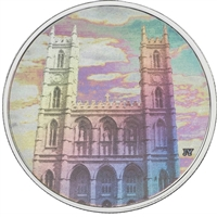 2006 Canada $20 Architectural Treasures - Notre Dame Basilica (No Tax)