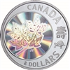 2007 Canada $8 Maple of Long Life Fine Silver Coin (TAX Exempt)
