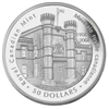 2008 Canada $50 Royal Canadian Mint Centennial 5oz. Fine Silver (No Tax)