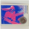 2008 Canada 25-cent Snowboarding - Petro-Canada Vancouver Olympics Card