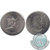 2011 Canada Tooth Fairy 25-cents Brilliant Uncirculated (MS-63)