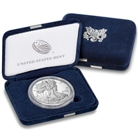 2018 United States American Eagle 1oz. Silver Proof (No Tax)