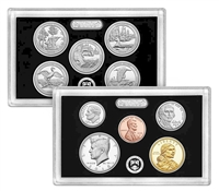 2018 USA Silver Proof Set