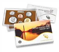 2018 United States Proof Set