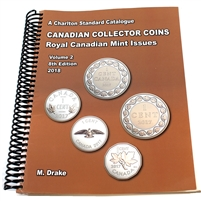 Charlton Standard Catalogue Volume 2, 8th Edition Royal Canadian Mint Collector Issues