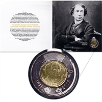 2015 Sir John A. Macdonald $2 in RCM Collector Board