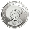 2002 Canada Queen Mother Proof Sterling Silver Dollar