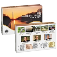 2016 United States Proof Set (US16PR)