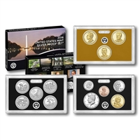 2016 United States Silver Proof Set - (US16SL)
