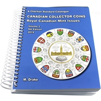 Charlton Standard Catalogue of Royal Canadian Mint Issues, Volume 2, 9th Edition