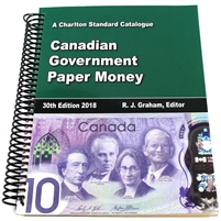 Charlton Catalogue of Government Paper Money - 30th Edition